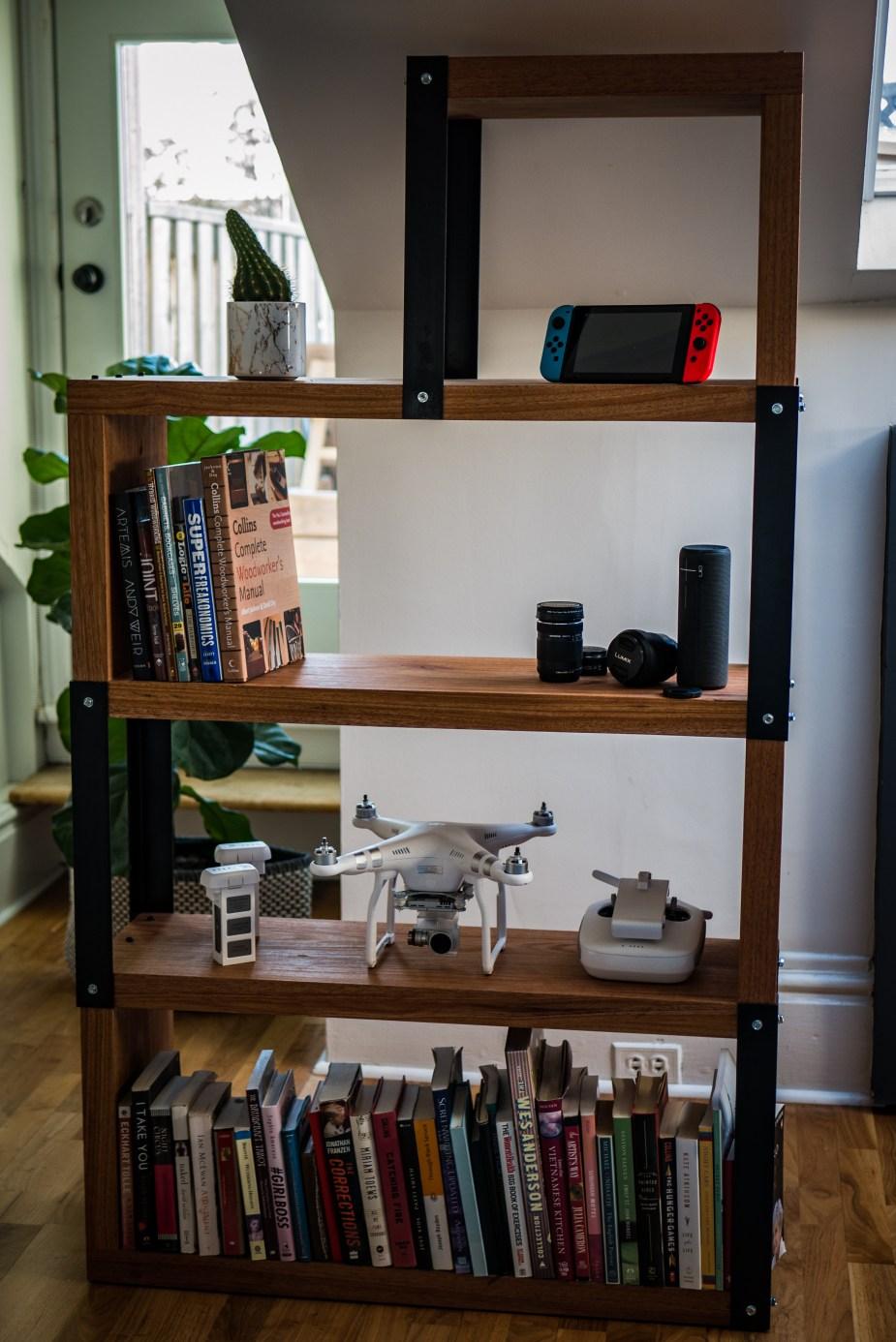 Mahogany Bookcase (40 of 43)