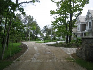 coastal maine landscape