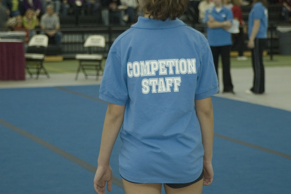 Competion Staff Shirts