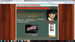 My Old Website