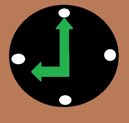 8'O Clock