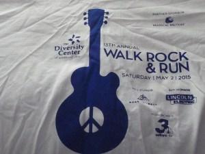 Walk Rock and Run