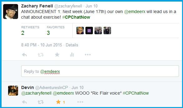June 2015 Focus Chat Announcement
