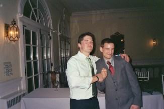 James & I- April 2007