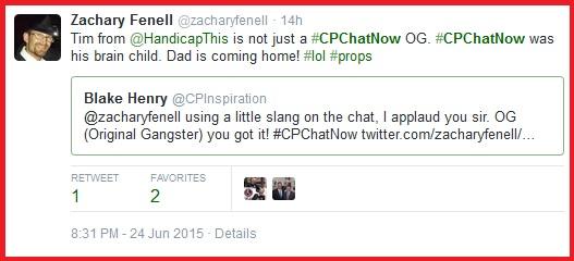 Tim Wambach- not only CPChatNow OG