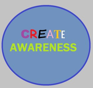 Think creatively on how to raise awareness for your cause.