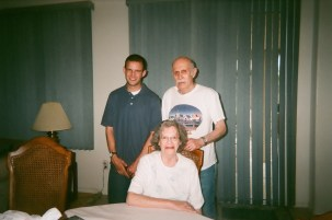 Cerebral palsy helped me bond with my grandmother.