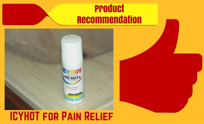 Read to learn why I recommend ICYHOT for cerebral palsy pain relief.