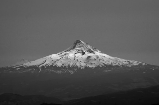 Mt. Hood's North Face