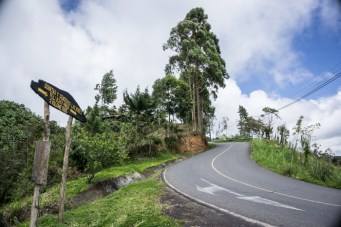 The Roads Are Generally Steep