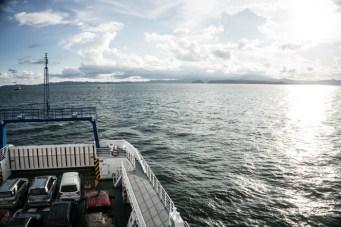 """Penninsular"" Ferry Ride to the Nicoya Penninsula"