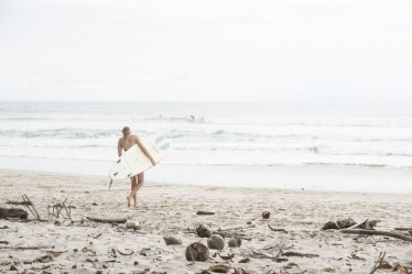 Look at those gorgeous long legs on that Surfer Chick...