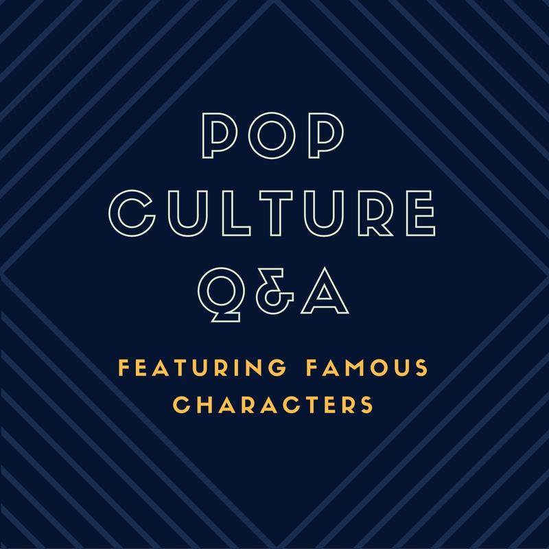 Pop Culture Q&A