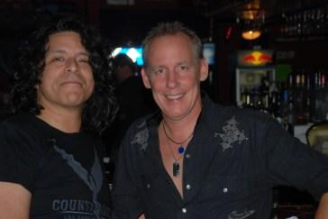 Zach Bair and Tony Montana