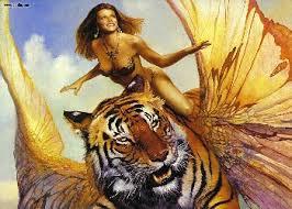 Stupid Princess Flying Tiger