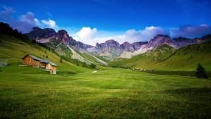 HD Mountains barn