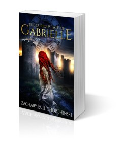 The Curious Tale of Gabrielle Book 1 in The Gabrielle Series Signed Copy-$12