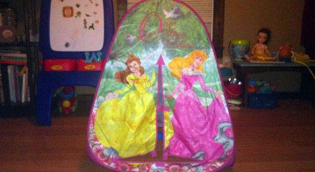 Milly's Tent