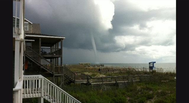 A Waterspout is Still a Tornado, Folks