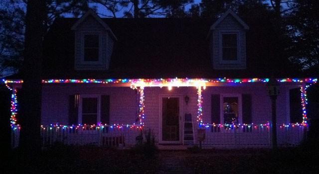 2011 Christmas Decorating