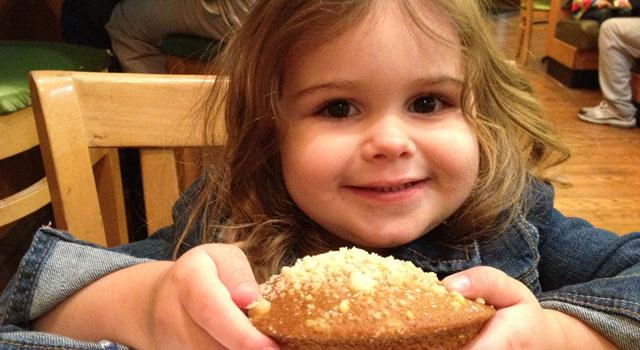 Muffin Night with Princess