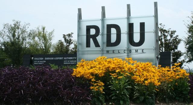 Vegas Log: RDU Check-in Snag