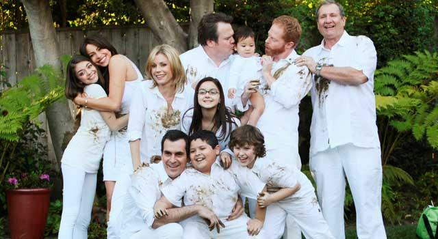 Modern Family at Last