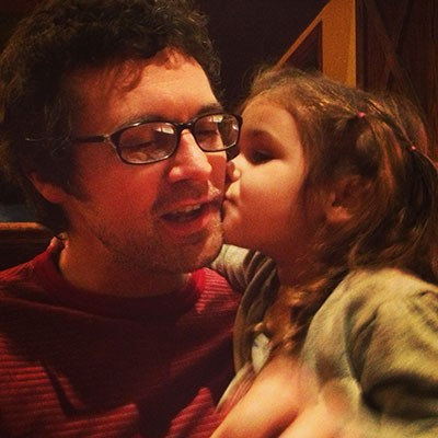 milly-kissing-me-on-my-35th-birthday