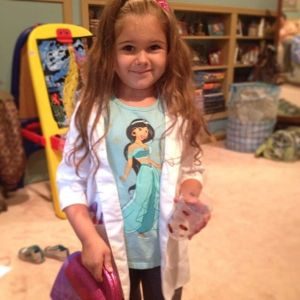 Milly Doc McStuffins Candy Stone