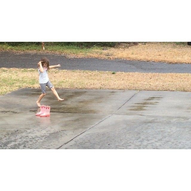 Fun with the Tiniest of Puddles