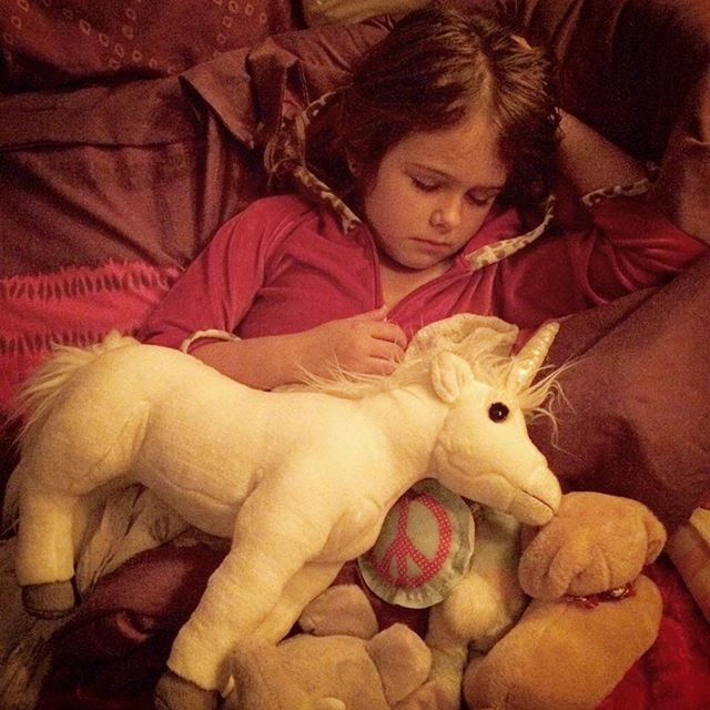 """""""I'm just going to close my eyes so I can imagine the story,"""" she said as I was reading #HarryPotter and the Chamber of Secrets to her, moments before she fell asleep. #Meliamae"""