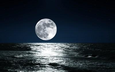 Mėnulis be kurso 2018