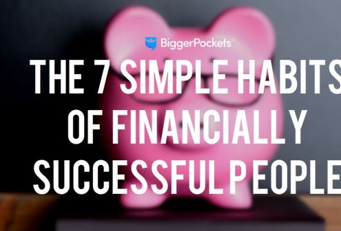 The 7 Simple Habits of Financially Successful People