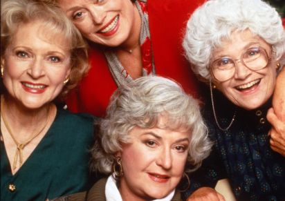 First post of 2017…and it's about The Golden Girls?