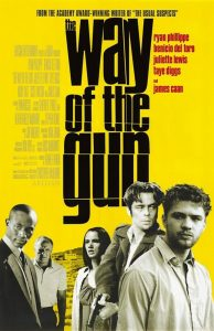"""I'd never ask you to trust me. It's the cry of a guilty soul."" - Hale Chidduck, The Way of the Gun"