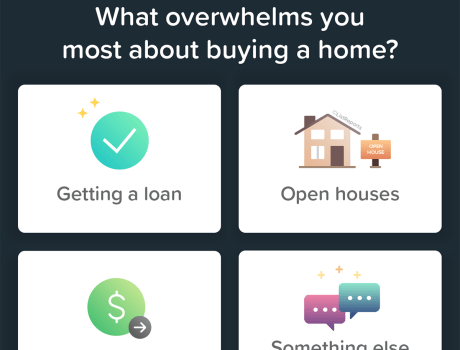 Is buying a home an overwhelming experience?