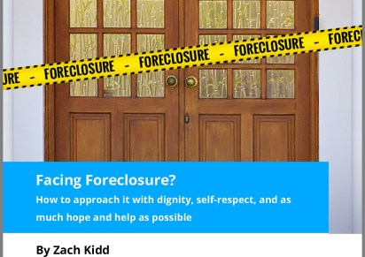 Facing Foreclosure?