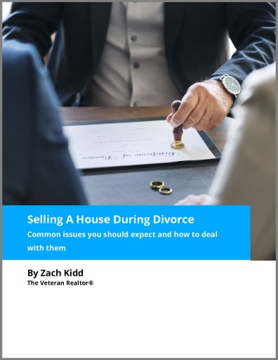 Selling a House During a Divorce