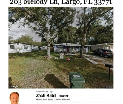 Protected: 203 Melody Lane