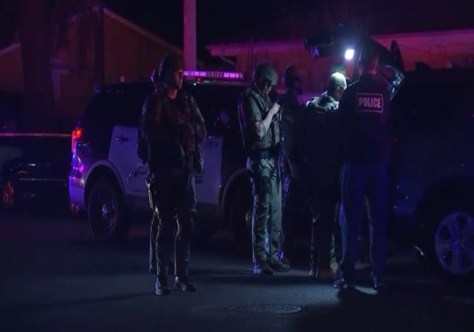 News Alert!!: Pomona, CA: Suspect arrested after a shooting