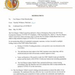 Breaking News: Needles, CA: Fort Mojave Tribal Council declares State of Emergency due to COVID-19 pandemic.