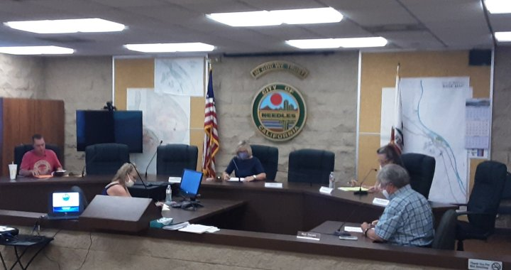 Needles, CA: Summary and voting results from the Needles Planning Commission Meeting.
