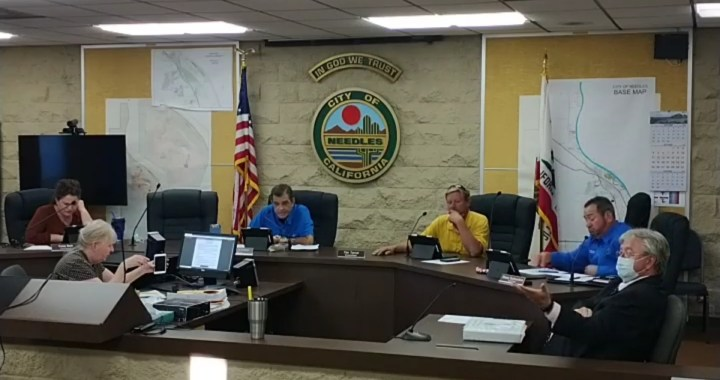 Needles, CA: Summary and voting results from the Needles City Council and Needles Public Utility Authority Meeting.