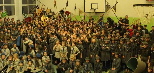 VIII Festiwal Piosenki Harcerskiej w Skwierzynie