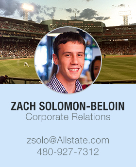 Zach Solomon-Beloin Profile Widget It's All Good