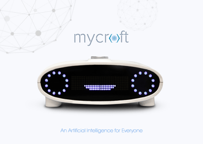 Mycroft AI Kickstarter Project