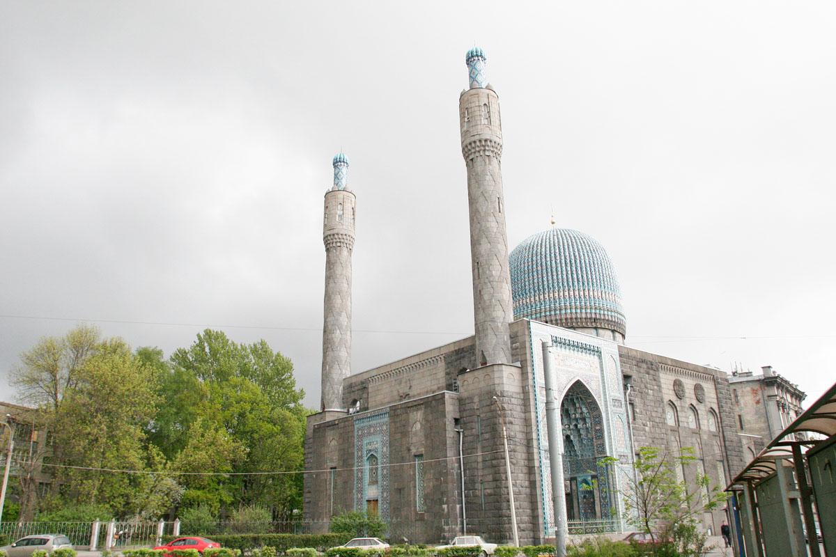 The Saint Petersburg Mosque