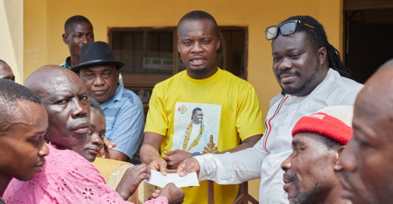 Asante-Akyem South youth urge Obour to contest in NPP parliamentary primaries