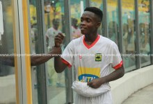 Matthew Cudjoe donates half of winning bonus against Hearts of Oak to Kotoko fan shot by police – Citi Sports Online