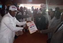 Aliu Mahama's son joins NPP Yendi constituency contest